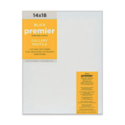 Blick Premier Gallery Profile Cotton Canvas - 14'' x 18''