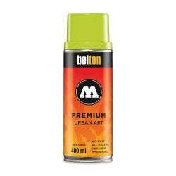 Molotow Belton Spray Paint - 400 ml Can, Kiwi Light