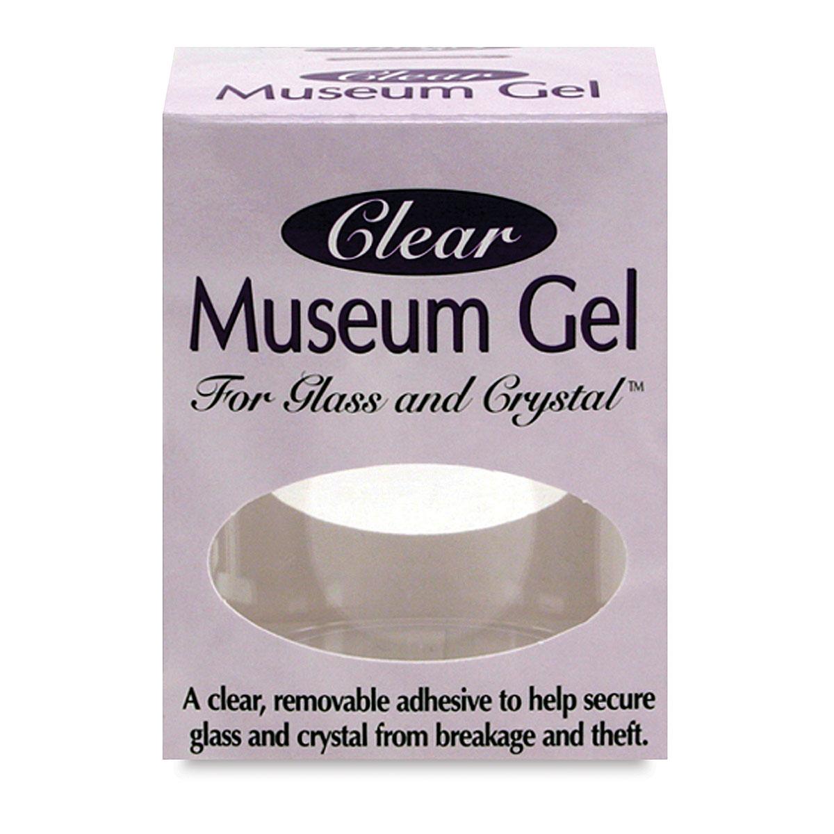 Museum Gel - 4 oz, Clear