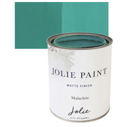 Jolie Matte Malachite Quart
