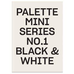 Palette Mini Series: Black & White