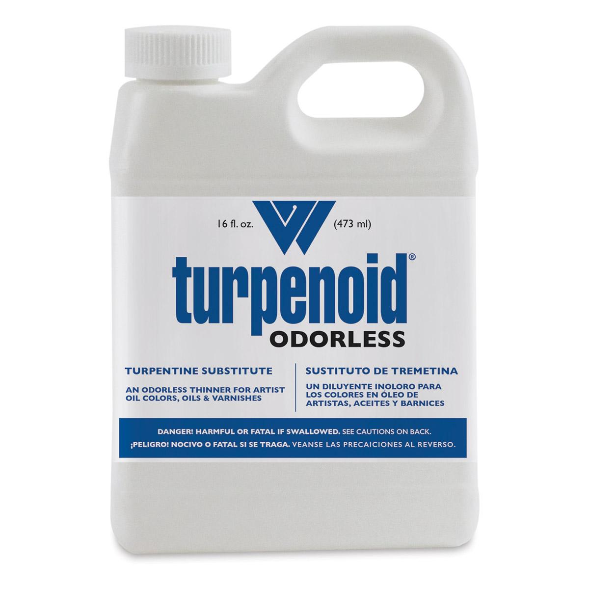 Weber Turpenoid - Pint Plastic Bottle