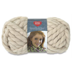 Red Heart Boutique Irresistible Yarn - 10 oz, Oatmeal