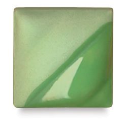Amaco Lead-Free Velvet Underglaze - Light Green, 2 oz