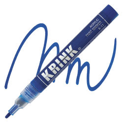 Krink K-11 Acrylic Paint Markers - Blue, 3 mm