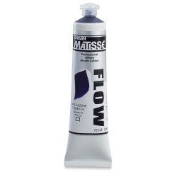 Matisse Flow Acrylic Dioxazine Purple, 75 ml