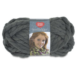 Red Heart Boutique Irresistible Yarn - 10 oz, Grey
