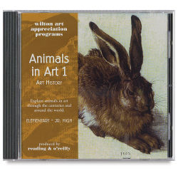 CD-ROM, Animals in Art 1: Art History
