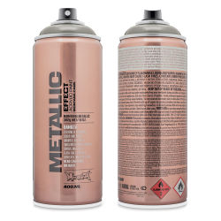 Montana Metallic Effect Spray Paint - Graphit