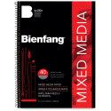 Bienfang Mixed Media -Pad - 12'' x 9'', 90 lb, 40 Sheets