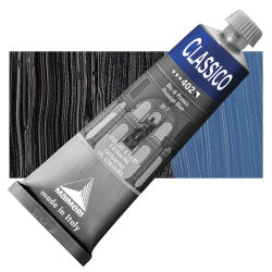 Maimeri Classico Oil Color - Prussian Blue, 60 ml tube