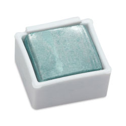 Derwent Watercolor Pan - Metallic Green