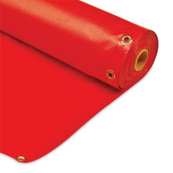 Banner On A Roll - 22'' x 24 yd, Red