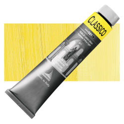 Maimeri Classico Oil Color - Cadmium Yellow Light, 200 ml tube