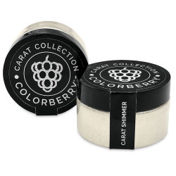 Colorberry Carat Collection Dry Resin Pigment - Shimmer, 50 g, Jar