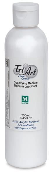 Acrylic Opacifying Medium