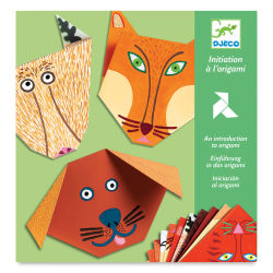 Djeco Origami Kit - Animals