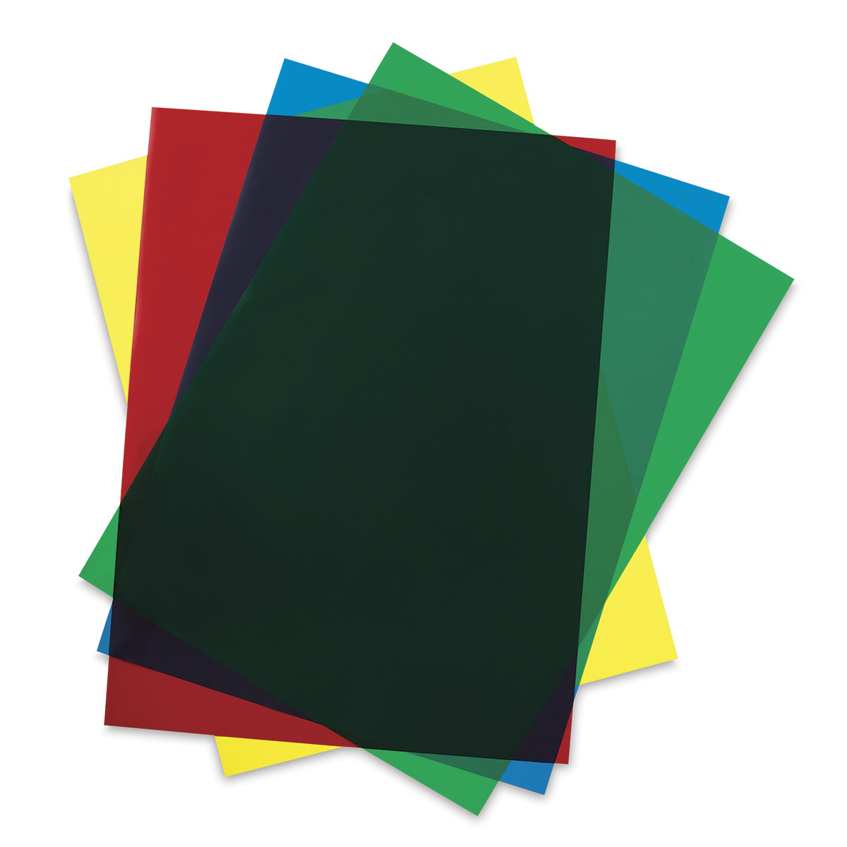 x 12 in .003 thick pad of 25 New Grafix Clear-Lay Acetate Alternative 9 in