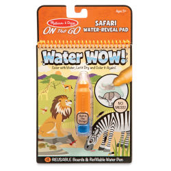 Melissa & Doug Water Wow! - Safari Water
