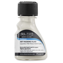 Winsor & Newton Watercolor Mediums - Art Masking fluid, 75 ml bottle