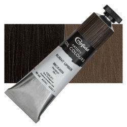 Cranfield Artists' Oils - Burnt Umber, 40 ml, Tube