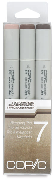 Blending Trio7, Set of 3