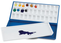 Airtight Watercolor Palette, 33 Wells