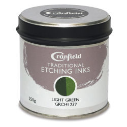 Cranfield Traditional Etching Ink - Light Green 250 g