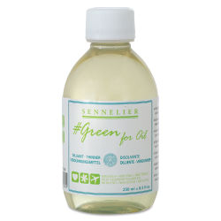 Sennelier #Green for Oils - Thinner, 250 ml