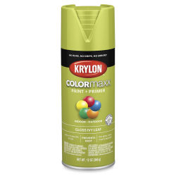 Krylon Colormaxx Spray Paint - Ivy Leaf, Gloss, 12 oz