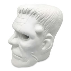 Halloween Plaster Head - Frankenstein Head