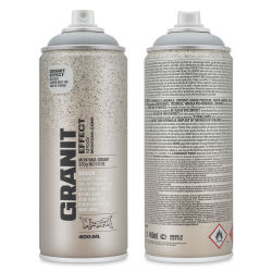 Montana Granit Effect Spray - Light Grey, 11 oz