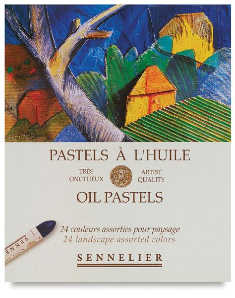 Sennelier Oil Pastel Sets