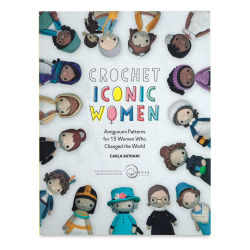 Crochet Iconic Women (book cover)
