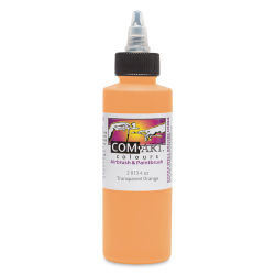 Iwata Com-Art Airbrush Color - 4 oz, Transparent Orange