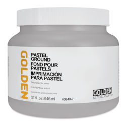 Golden Pastel Ground - 32 oz jar