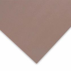 "Clairefontaine Pastelmat Board - Brown, 19-1/2"" x 27-1/2"" (corner close-up)"