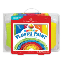 Faber-Castell Rainbow Fluffy Paint