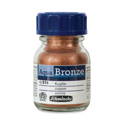 Schmincke Aqua Bronze - Copper, 20 ml