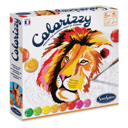Sentosphere Colorizzy Paint By Number Kit- Savannah, Box