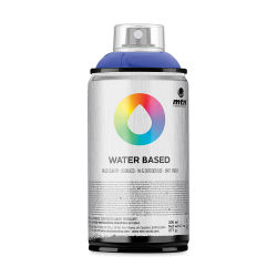 MTN Water Based Spray Paint - Primary Blue Deep, 300 ml Can