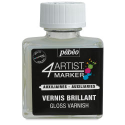 Pebeo 4Artist Marker Varnish - Gloss, 75 ml