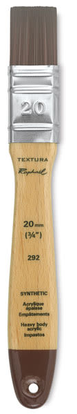 Raphael Textura Brush - Mixed Media Flat, Size 20