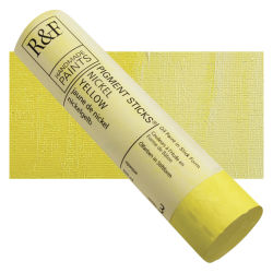 R&F Pigment Stick - Nickel Yellow, 100 ml
