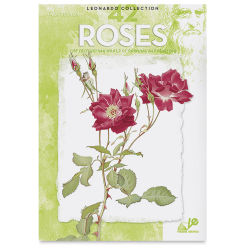 Leonardo Collection Roses, Book Cover