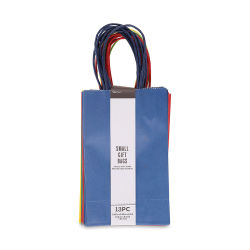 Gift Bags - Primary Colors, Pkg of 13, Small, 8-1/2'' x 5-1/4'' x 3-1/4''