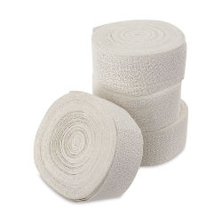 Blick Plaster Cloth, Hobby Craft Plaster - 20 lb Roll, Approximately 250 yds
