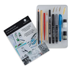 Manuscript Illustrator's Design Kit (contents)