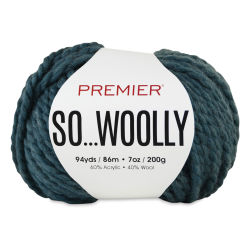 Premier Yarn So Woolly Yarn - Teal