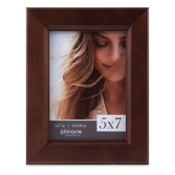 "Nielsen Bainbridge Pinnacle Walnut Tabletop Frame - 5"" x 7"""